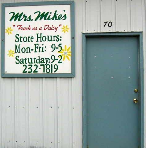 Mrs. Mike's Potato Chip factory