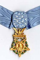 the Army's Medal of Honor